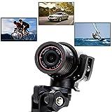Childplaymate Full HD 1080P DV Mini Waterproof Sports Camera Bike Helmet Action DVR Video