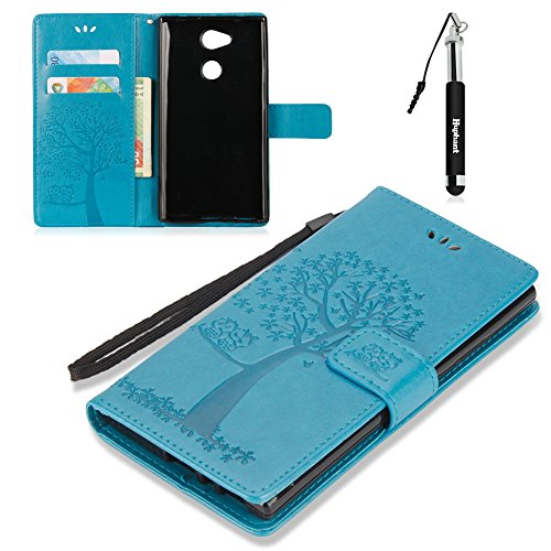 Sony Xperia XA2 Handyschale, Motiv: Sony Xperia XA2 blau