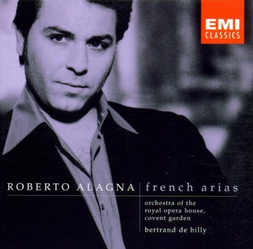 Roberto Alagna: French Arias