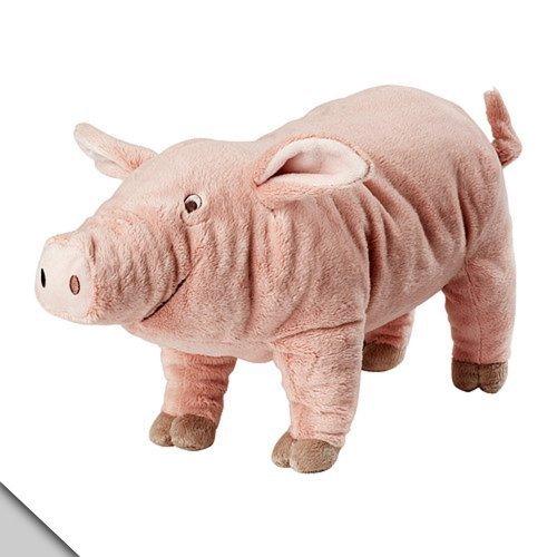 IKEA Stofftier-Schwein