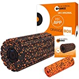 Blackroll Orange Box Vyper Faszienrolle, mit Vibration, inkl. Übungsbooklet