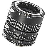 Meike Automatik Makro Zwischenringe fuer Nikon- mit Autofokus-Weiterleitung - MK-N-AF-B