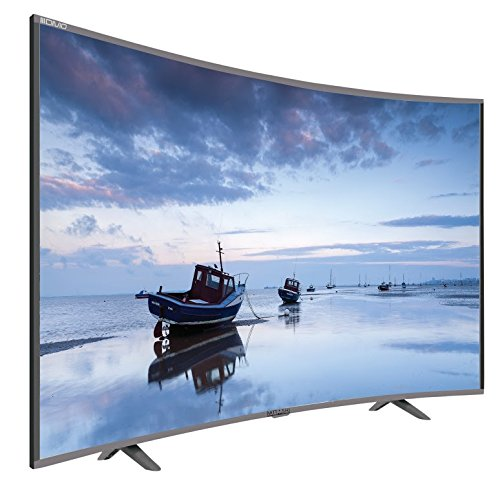 Mitashi 80.01 cm (31.5 inches) MiCE032v30 HS HD Ready Smart Curved LED TV