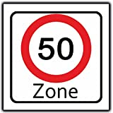 Einladungskarte zum Geburtstag als Verkehrsschild 60 Stück Einladung runder Geburstag jeder möglich 18. 30. 40 50. 65. Ortsschild Autobahn-schild für Männder und Frauen