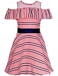 Naughty Ninos Rayon Pleated Dress