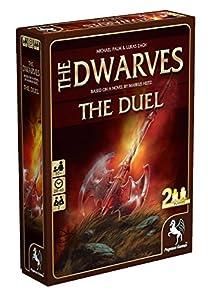Pegasus Juegos 18140e-Dwarves The Duel, Tarjeta Juegos