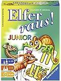 Ravensburger Spiele 20760 - Elfer raus Junior Kartenspiel