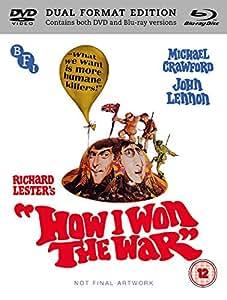 How I Won the War (DVD+Blu-ray)