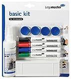 Legamaster 7-125100 Whiteboard Zubehörset, Basic Kit