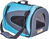 insapet Hundetransporttasche Tragetasche HOLIDAY Transporttasche Hund Transportbox M (35 x 22 x 23cm)