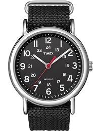 Timex Unisex-Armbanduhr Analog Quarz T2N647