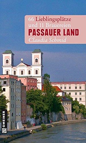 Image of Passauer Land (Lieblingsplätze im GMEINER-Verlag)