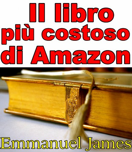 Il libro più costoso di Amazon