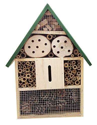 Gardenstyle 240000753großes Insektenhotel für zieht Nützliche Garten Insekten