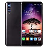 Dual SIM Card Smartphones Unlocked, 5.72 inch Screen Android 6.0 Dual Camera Moblie
