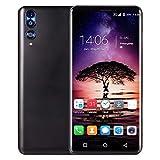 CUEYU P20 3G Doppel-HD Kamera Smartphone (5,72 Zoll, HD-Kamera, 32 GB Speicher interner Speicher, 512M RAM +4G ROM, Android 6,0) (Schwarz)