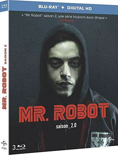 Mr. Robot - Saison 2 [Blu-ray + Copie digitale]