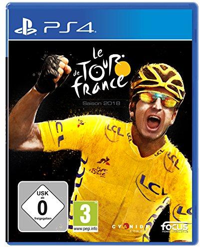 Tour de France 2018 [Playstation 4] - 4. Etappe