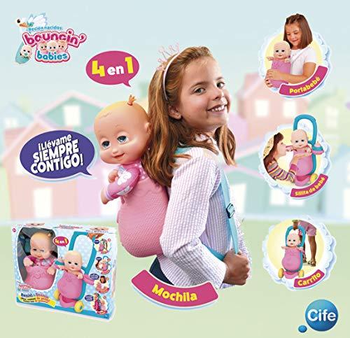 Boucin Babies Recién Nacidos-Nos Vamos de Paseo, (Cife 41646)