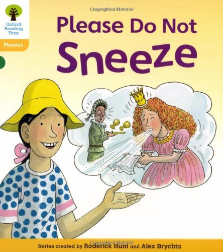 Oxford Reading Tree: Level 5: Floppy's Phonics Fiction: Please Do Not Sneeze