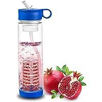 Basily Ynf7557 Borraccia con filtro per acqua, tè, infusi alla