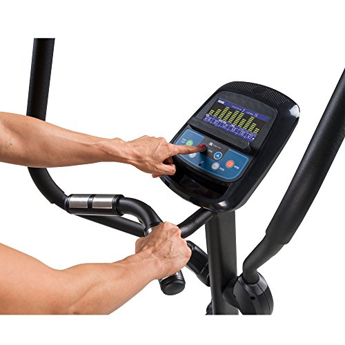 Xterra-Unisex-Free-Style-35-Elliptical-Cross-Trainer-BlackSilver-One-Size