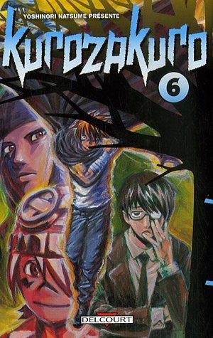 Kurozakuro Edition simple Tome 6