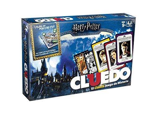 Eleven Force - Cluedo Harry Potter 40x26 - +9 años, (Elven 82288)