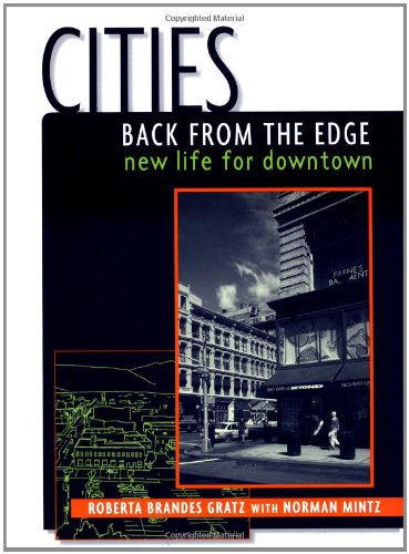 Cities Back from the Edge: New Life for Downtown: New Life for Downtowns (Automation)