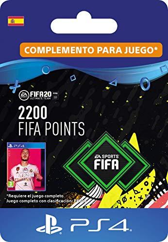 FIFA 20 Ultimate Team - 2200 FIFA Points DLC - Código
