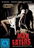 DVD Cover 'Man Eaters