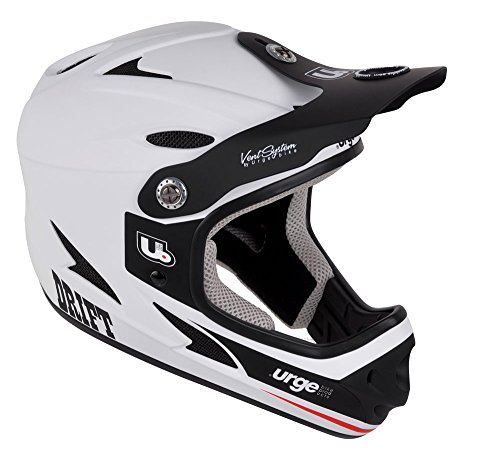 Urge Drift - Casco integral, Blanco, L (59-60 cm)