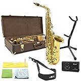 Pack joueur Saxophone Alto professionnel Rosedale par Gear4music