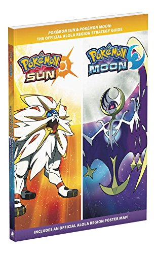 Image of Pokemon Sun and Pokemon Moon: Official Strategy Guide