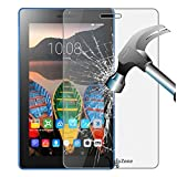 Hello Zone Tempered Glass Toughened Glass Screen Protector for I KALL N5 4G VOLTE calling Tablet