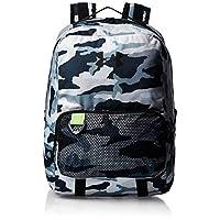 Under Armour Boys' Armour Select Backpack, Breaker Blue/Black