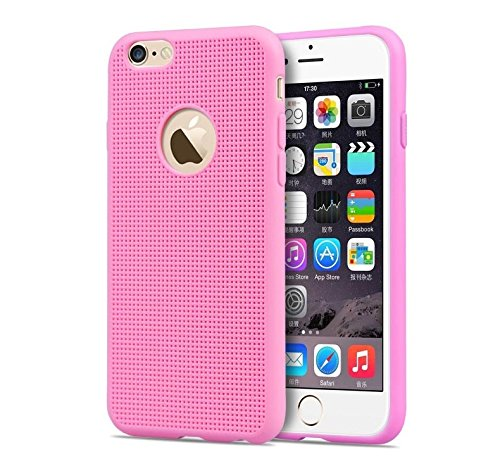 mStick Hollow Net Matte Finish Baby Pink Back Cover Case For Samsung Galaxy Grand Prime  available at amazon for Rs.119