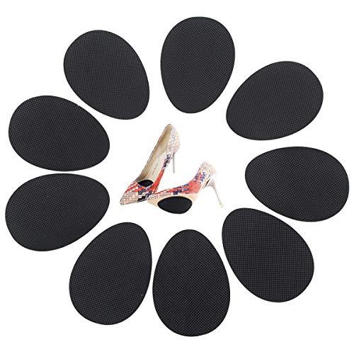 10 Pares de almohadillas de goma antideslizantes para zapatos