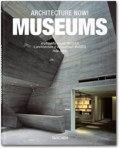 MI-ARCHITECTURE NOW ! MUSEUMS par Collectif