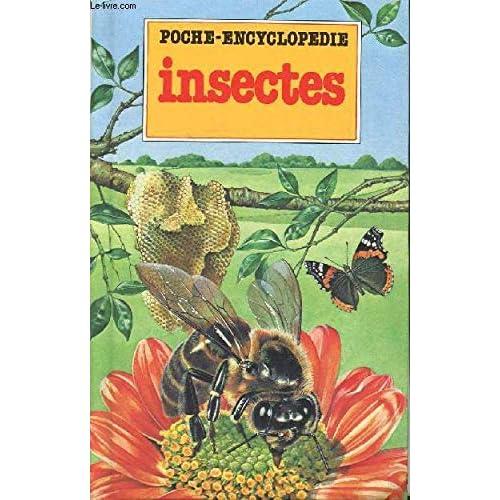 Insectes (Poche-encyclopédie)