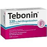 Tebonin bei Ohrgeräuschen 120 mg Tabletten, 120 St.