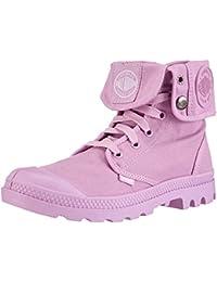 Palladium BAGGY M - botas desert de lona mujer