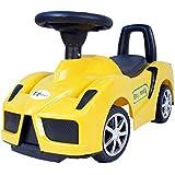 Toyhouse Spyder Push Car, Yellow
