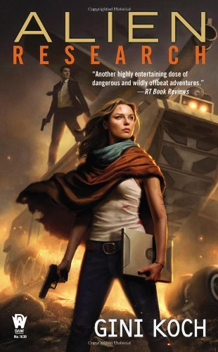 Alien Research (Alien Novels) by Gini Koch (2013-12-03)