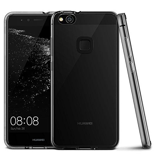 Huawei P10Lite custodia, cover rigida trasparente [trasparente] protettiva trasparente custodia ultra slim [Crystal Mixx] scratch Resistant Phone custodia per Huawei P10Lite (2017)