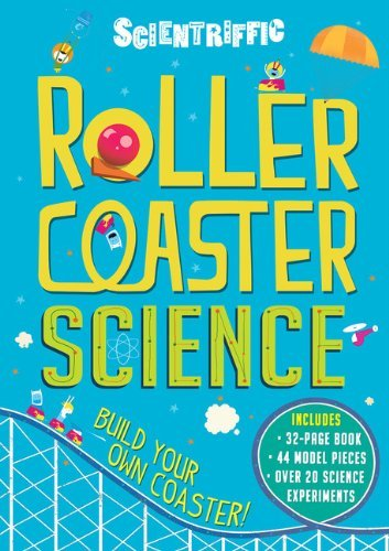 Scientriffic: Roller Coaster Science [With 44 Model Pieces] by Chris Oxlade (15-May-2014) Hardcover