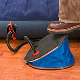 Intex Luftpumpe Fußpumpe Giant, Mehrfarbig, 30,5 cm -