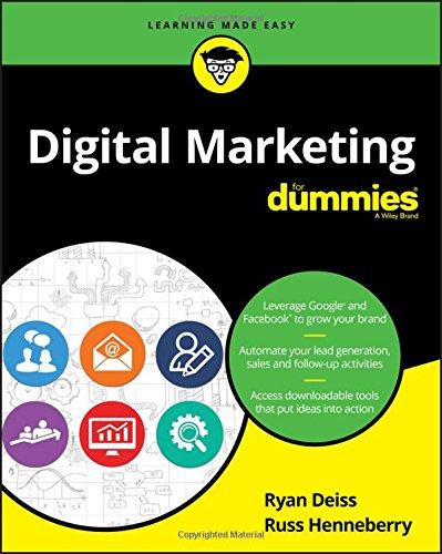 BEST BUY #1 DIGITAL MARKETING FOR DUMMIES REVIEWS AND PRICE COMPARE UK
