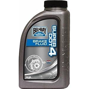 Botella 355 ml Liquido Frenos Bel-Ray Super DOT 4 pas cher