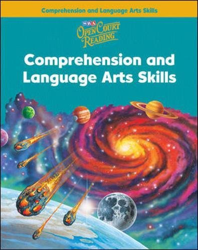 Open Court Reading, Comprehension and Language Arts Skills Workbook, Grade 5 (IMAGINE IT)